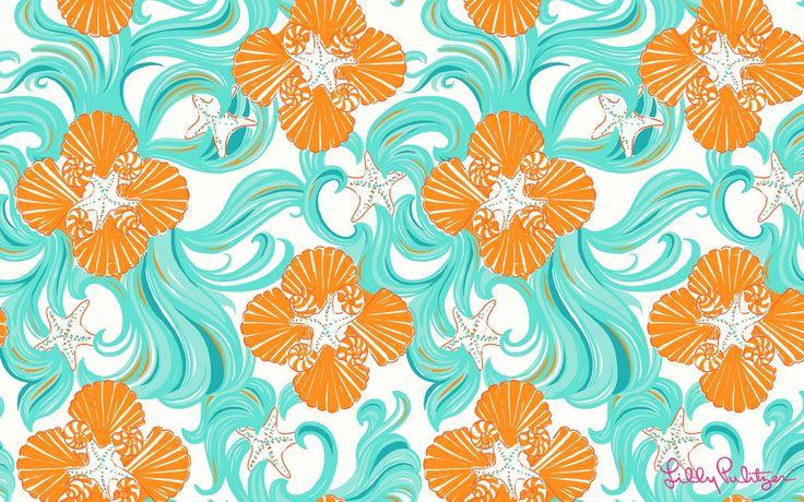 Lilly Pulitzer Fall Wallpaper Wave1920 Jpg 1 600 215 1 000 Pixels Pretty Wallpaper