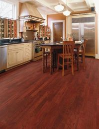 Exotic Collection - Teak Cherry | Home Legend | Hardwood ...