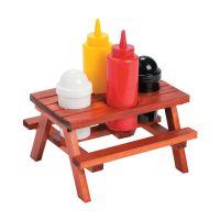 Picnic Table Condiment Set - OrientalTrading.com. Includes ...