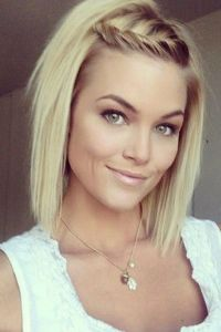 1000+ ideas about Braids For Short Hair on Pinterest ...