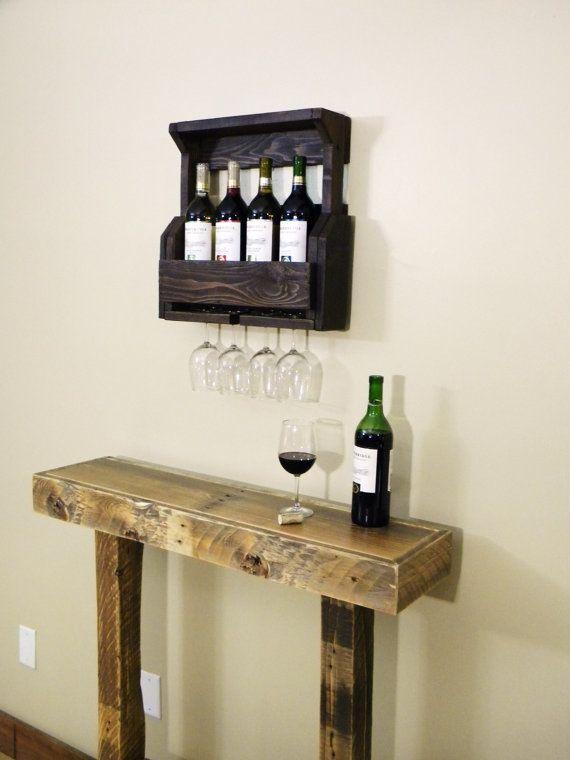 17 Best Images About Wine Shelves On Pinterest Pallet