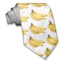 Banana tie   Ties and Bananas