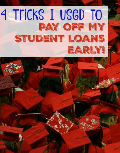 4 Ways I Paid Off My Student Loan EARLY | Student loans, Help me and Student