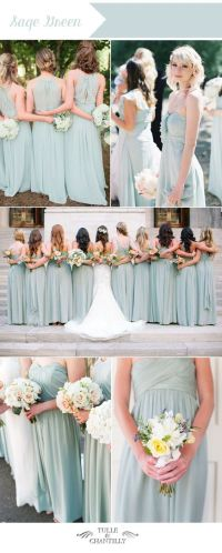 Best 20+ Sage bridesmaid dresses ideas on Pinterest ...
