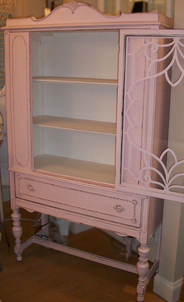 Reserved For Malia Vintage Palest Pink Nursery Baby