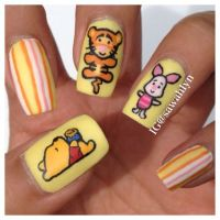 47 best images about winnie the pooh nails & nail art ...