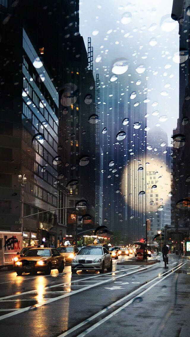 Fall Wallpaper Pintrest City Rain Drops Rain Pinterest Rain Drops Rain