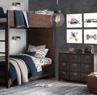 17 Best ideas about Gray Boys Bedrooms on Pinterest   Boys ...