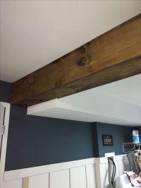 25+ best ideas about Faux Wood Beams on Pinterest | Faux ...