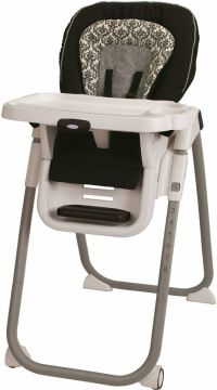 Graco Table Fit High Chair - Rittenhouse | Baby boy ...