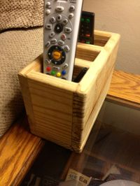 25+ best ideas about Remote control holder on Pinterest ...