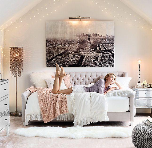 1000+ ideas about Teen Girl Bedrooms on Pinterest