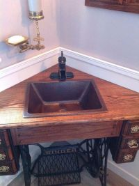 1000+ ideas about Farmhouse Bathroom Sink on Pinterest ...