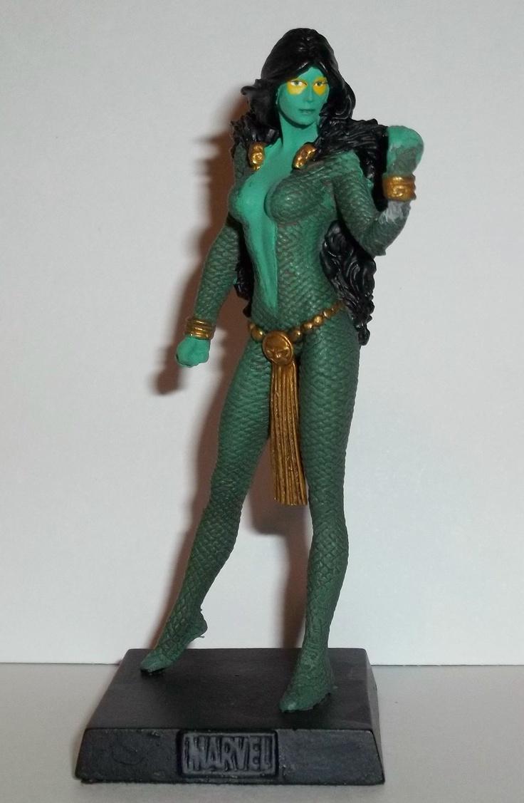 Skull Wallpaper For Girls Gamora Classic Marvel Figurine Collection Pinterest