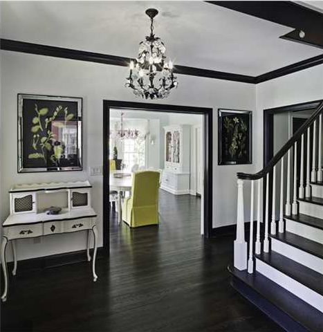 1000+ Ideas About Black Trim Interior On Pinterest | Black Trim