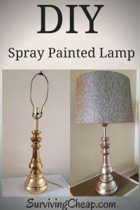 Mirror Spray Paint Lamp | www.imgkid.com - The Image Kid ...