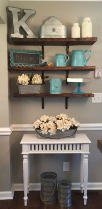 25+ best ideas about Country shelves on Pinterest ...