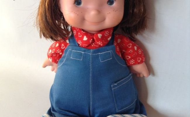 Fisher Price Audrey Doll Vintage 1973 Lapsitter 203