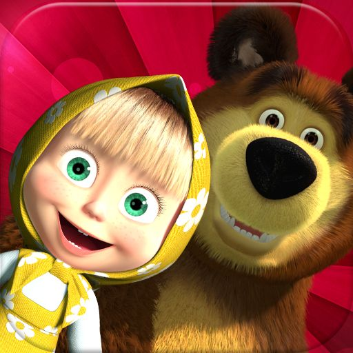 Cartoon Wallpapers For Iphone X 17 Best Images About Masha And The Bear On Pinterest