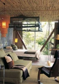 afrocentric+home+interior | african-bedroom-decor-ideas ...