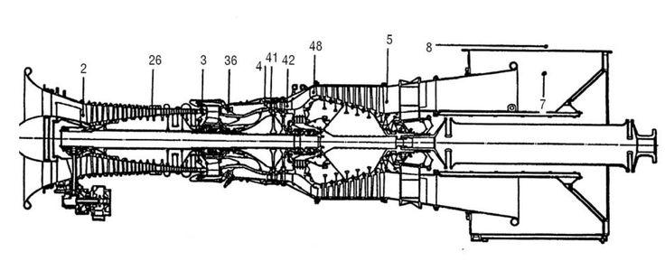 Ge Lm2500 Gas Turbine Diagram