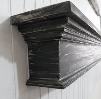 25+ best ideas about Distressed mantle on Pinterest ...