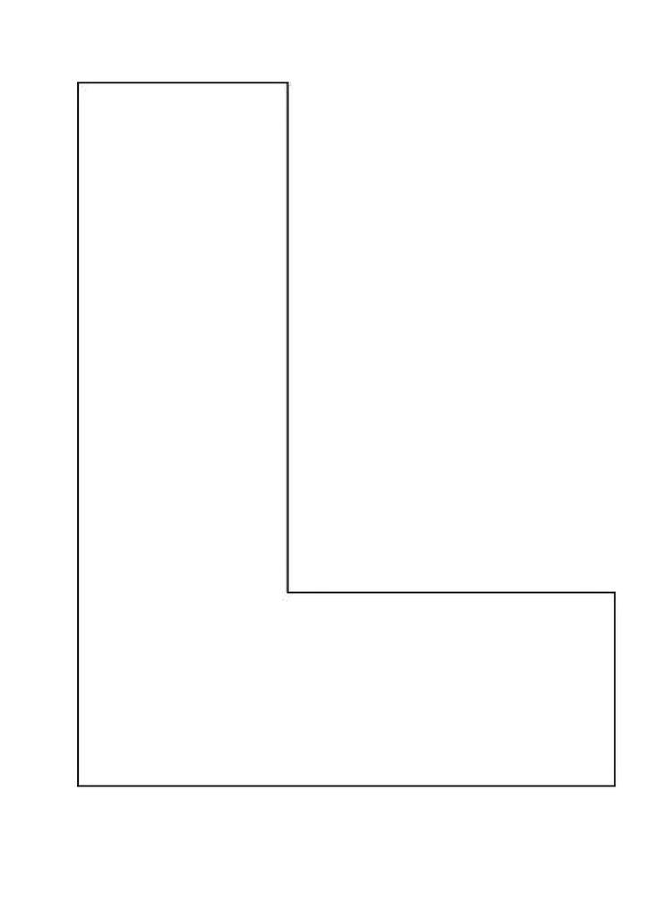 Alphabet letter templates, Letter templates and Preschool