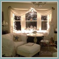 15 best images about xmas bay window decor idea on ...
