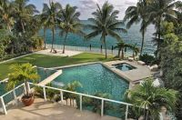 Backyard of a Miami mansion. | Mansions | Pinterest | Mind ...