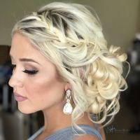 Best 25+ Bridesmaid hair ideas on Pinterest | Bridesmaids ...