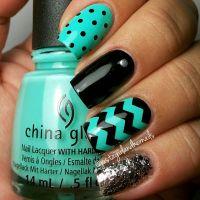 17 Best ideas about Chevron Manicure on Pinterest | Diy ...