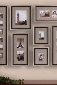 Massena Photo Collage | Photo walls... frames...displays ...