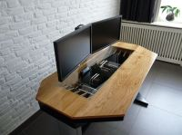 Diy computer desk case | good style | Pinterest | Diy ...
