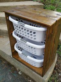Best 25+ Laundry basket holder ideas on Pinterest ...