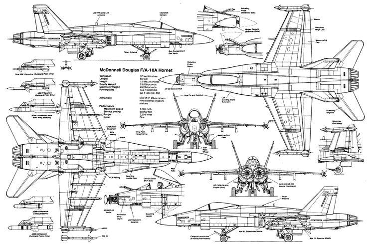 airplane schematics pdf