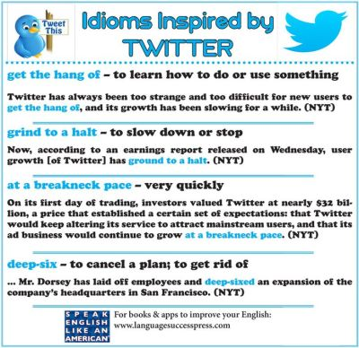 98 best images about Business idioms on Pinterest | English, English phrases and Recent news