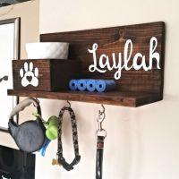 25+ Best Ideas about Dog Leash Holder on Pinterest | Diy ...