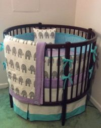 17 Best ideas about Round Cribs on Pinterest | Baby cribs ...