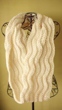 Trendy Crochet Scarf Patterns | Trendy Crochet Scarf ...