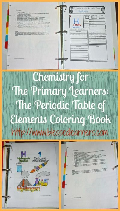 1000 Images About Homeschool Chemistry On Pinterest How