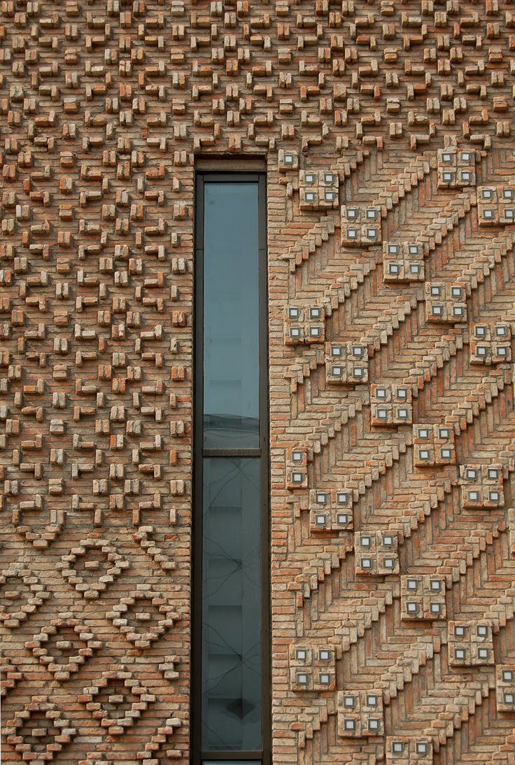 277 best images about Facade Skin:: Brick on Pinterest