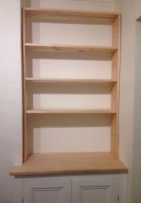 25+ best ideas about Alcove shelving on Pinterest | Alcove ...