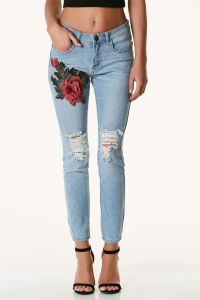 25+ best ideas about Patched Jeans on Pinterest | Patch ...