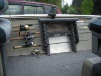 rod holder | tinboats | Pinterest | Rod holders, Larger ...