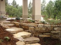 Retaining wall | Flower box ideas | Pinterest | The ...