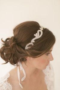 Wedding Updo Hairstyles With Headband | www.imgkid.com ...