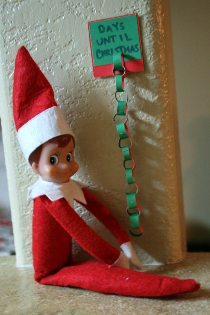 17 Best Images About Elf On The Shelf Ideas On Pinterest