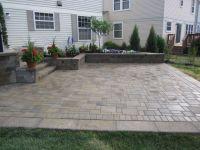 Backyard paver patio | landscaping ideas | Pinterest ...