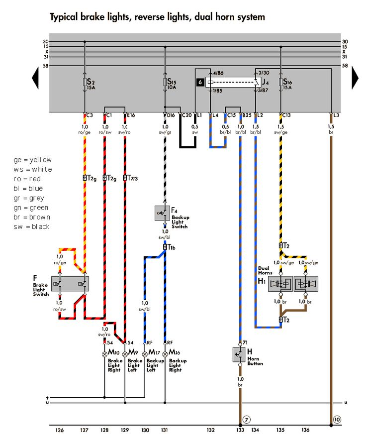 Vanagon Fuse Box Wiring Diagram Schemes Bryant Electrical Panel Covers Wirning Diagrams 1997 Ford Explorer