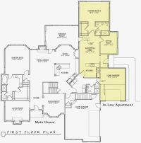 1000+ ideas about In Law Suite on Pinterest | Floor Plans ...